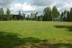 Fotbollsplanen