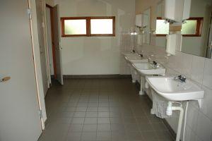 Toalettbyggnaden